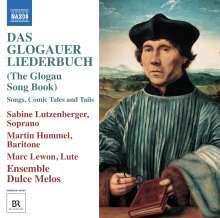 Das Glogauer Liederbuch, CD