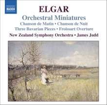 Edward Elgar (1857-1934): Orchesterwerke, CD