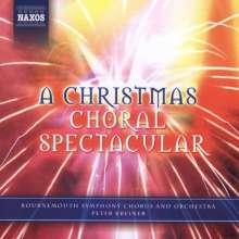 A Christmas Choral Spectacular, CD