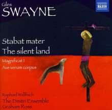Giles Swayne (geb. 1946): Stabat Mater, CD
