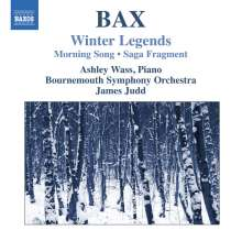 Arnold Bax (1883-1953): Winter Legends für Klavier & Orchester, CD