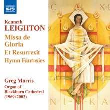 Kenneth Leighton (1929-1988): Missa de Gloria op.82, CD