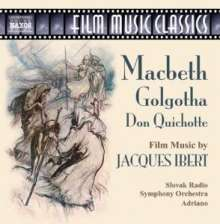 Jacques Ibert (1890-1962): Filmmusik, CD