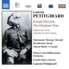 Laurent Petitgirard (geb. 1950): Joseph Marrick, The Elephant Man, 2 CDs