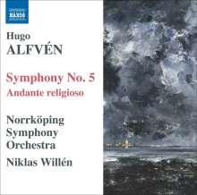 Hugo Alfven (1872-1960): Symphonie Nr.5, CD
