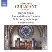Felix Alexandre Guilmant (1837-1911): Orgelwerke, CD
