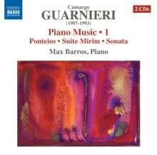Mozart Camargo Guarnieri (1907-1993): Klavierwerke, 2 CDs