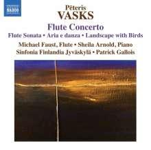 Peteris Vasks (geb. 1946): Flötenkonzert, CD