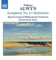 William Alwyn (1905-1985): Symphonie Nr.4, CD