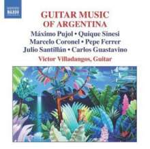 Victor Villadangos - Guitar Music of Argentina Vol.2, CD