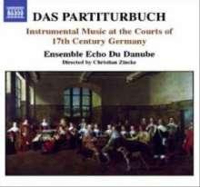 Das Partiturbuch, CD