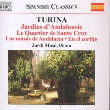 Joaquin Turina (1882-1949): Klavierwerke Vol.8, CD