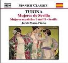 Joaquin Turina (1882-1949): Klavierwerke Vol.3, CD