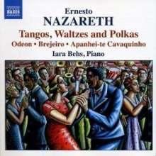 Ernesto Nazareth (1863-1934): Tangos,Walzer & Polkas, CD