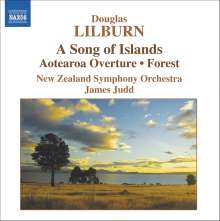 Douglas Lilburn (1915-2001): Orchesterwerke, CD