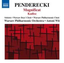 Krzysztof Penderecki (geb. 1933): Magnificat, CD