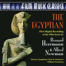 Bernard Herrmann (1911-1975): The Egyptian (Filmmusik), CD