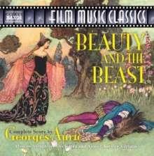 Georges Auric (1899-1983): Filmmusik: La Belle et la Bete (Filmmusik), CD