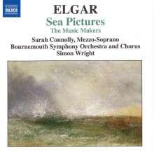 Edward Elgar (1857-1934): The Music Makers op.69 für Mezzosopran,Chor & Orchester, CD