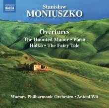 Stanislaw Moniuszko (1819-1872): Ouvertüren, CD