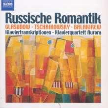 Russische Romantik, CD