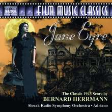 Bernard Herrmann (1911-1975): Jane Eyre (Filmmusik), CD