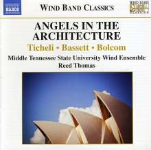 MTSU Wind Endemble - Angels In The Architecture, CD