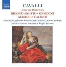 Francesco Cavalli (1602-1676): Arien Und Duette, CD