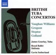 James Gourlay - British Tuba Concertos, CD