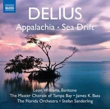 Frederick Delius (1862-1934): Appalachia (American Rhapsody), CD