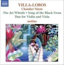Heitor Villa-Lobos (1887-1959): Kammermusik, CD