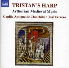 Tristan's Harp - Arthurian Medieval Music, CD