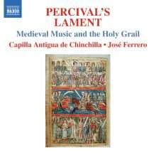 Percivals's Lament - Mittelalterliche Musik & der Heilige Gral, CD