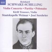 Reinhard Schwarz-Schilling (1904-1985): Orchesterwerke Vol.2, CD