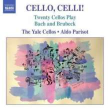 The Yale Cellos - Cello,Celli!, CD