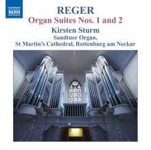 Max Reger (1873-1916): Sämtliche Orgelwerke Vol.12, CD