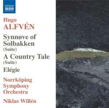 Hugo Alfven (1872-1960): Synnove Solbakken (Suite), CD