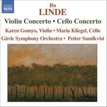 Bo Linde (1933-1970): Violinkonzert op.18, CD