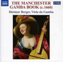 The Manchester Gamba Book (ca.1660), 2 CDs