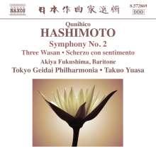 Qunihico Hashimoto (1904-1949): Symphonie Nr.2, CD