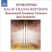 Johann Sebastian Bach (1685-1750): Stokowski-Transkriptionen Vol.1, CD