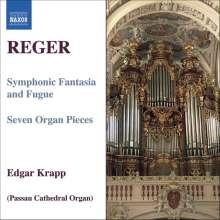Max Reger (1873-1916): Sämtliche Orgelwerke Vol.7, CD