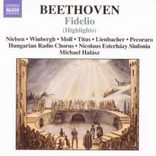 Ludwig van Beethoven (1770-1827): Fidelio op.72 (Ausz.), CD