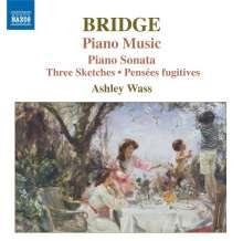 Frank Bridge (1879-1941): Klavierwerke Vol.2, CD