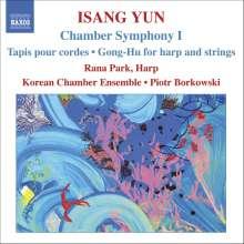 Isang Yun (1917-1995): Symphonie Nr.1, CD