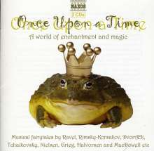 "Naxos-Sampler ""Once Upon a Time"", 2 CDs"