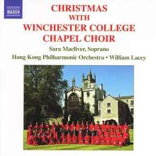 Christmas with Winchester College Chapel Choir, CD