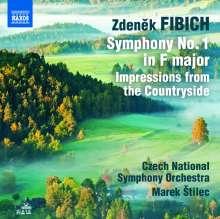 Zdenek Fibich (1850-1900): Orchesterwerke Vol.1, CD