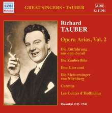 Richard Tauber - Opera Arias Vol.2, CD