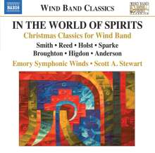 Emory Symphonic Winds - In the World of Spirits, CD